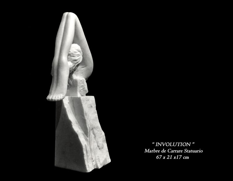 "20-Sculpture "" INVOLUTION """