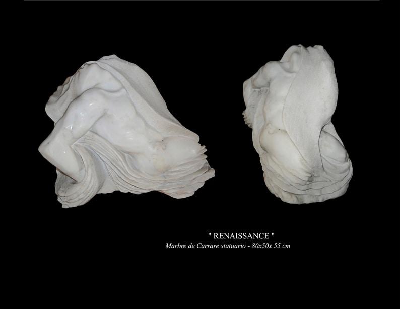 "33- Sculpture "" RENAISSANCE """