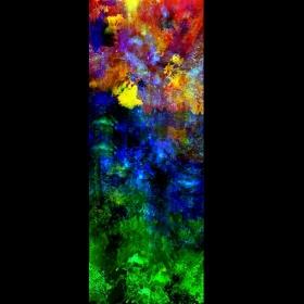 Art numérique-Composition végétale